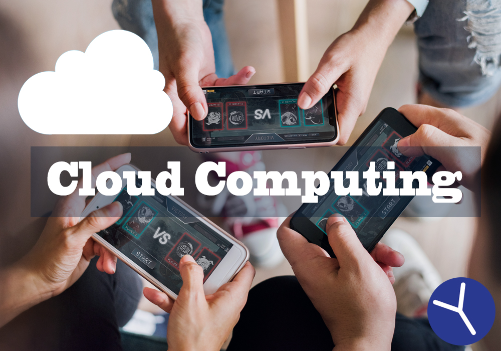 cloud computing with gamimg