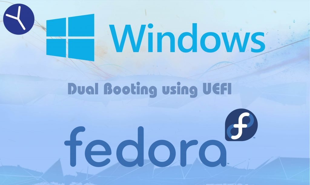 Dual booting Windows and Linux using UEFI