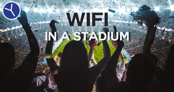 Wifi in Stadium